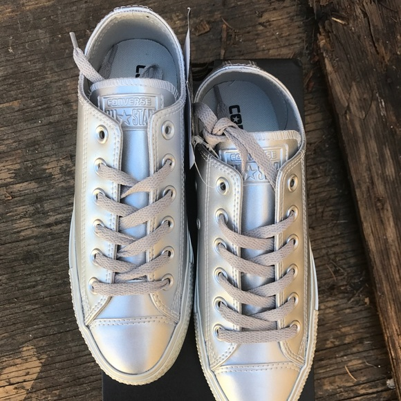 d36c94c3e87106 Converse Chuck Taylor All Star Metallic Sneaker